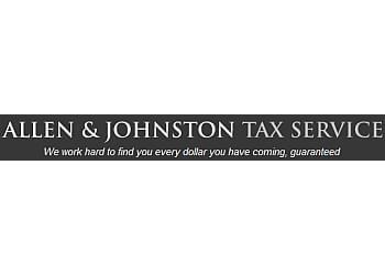 Beaumont tax service Allen & Johnston Tax Service