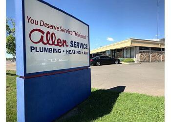 Fort Collins plumber Allen Service