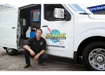 Virginia Beach carpet cleaner ALLEN'S DRY-N-CLEAN