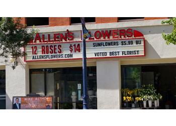 San Diego florist Allen's Flowers & Plants