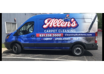 Clarksville carpet cleaner Allens Quality Carpet Cleaning