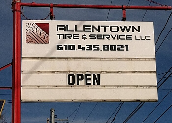 Allentown car repair shop Allentown Tire & Service