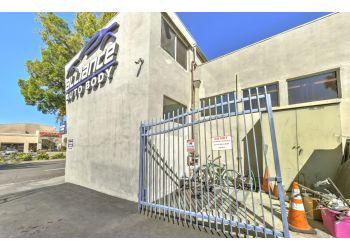 Pasadena auto body shop Alliance Auto Body