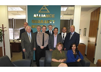 Aurora mortgage company Alliance Guaranty Mortgage Corp