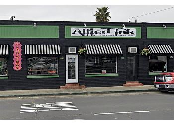 Vallejo tattoo shop Allied Ink Tattoos & Piercings