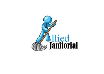 Glendale commercial cleaning service Allied Janitorial