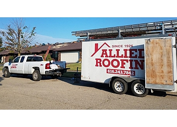 Grand Rapids roofing contractor Allied Roofing