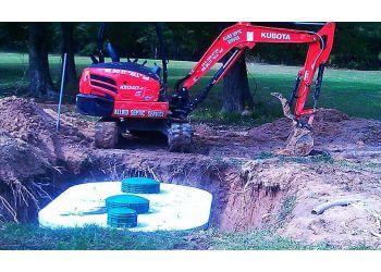 Houston septic tank service Allied Septic Service LLC