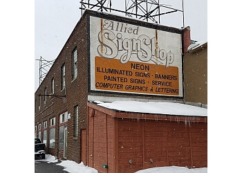 Syracuse sign company Allied Sign Company