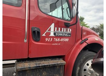 Olathe towing company Allied Towing