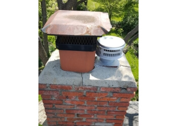 Kansas City chimney sweep All in a Row Chimney Sweeping and Repairs
