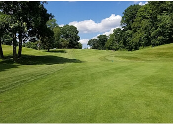 New Haven golf course Alling Memorial Golf Club