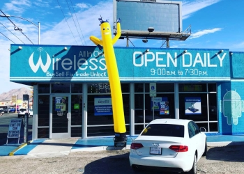 North Las Vegas cell phone repair All in one wireless