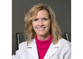 Columbia dermatologist Allison L. Cashman, MD