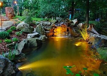 Cincinnati landscaping company Allison Landscaping & Water Gardens