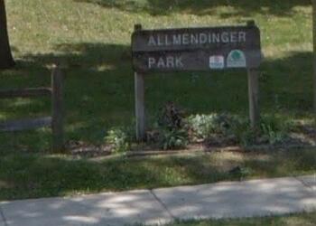 Ann Arbor public park Allmendinger Park
