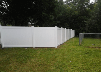 Rochester fencing contractor Allset Fence