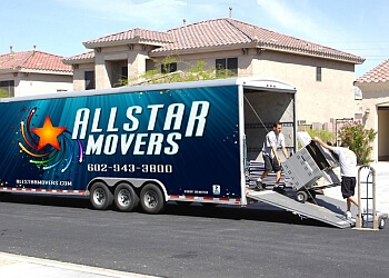 Glendale moving company Allstar Metro Movers LLC