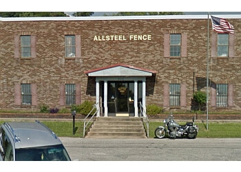 Birmingham fencing contractor Allsteel Fence Co