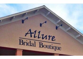 Gainesville bridal shop Allure Bridal Boutique