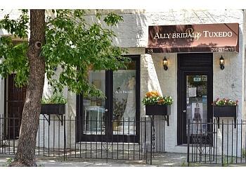 Jersey City bridal shop Ally's Bridal