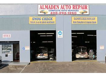 San Jose car repair shop Almaden Auto Repair