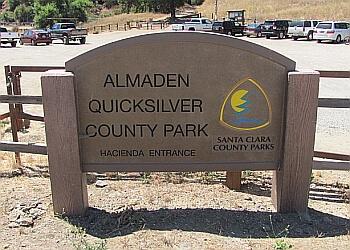 San Jose public park Almaden Quicksilver County Park