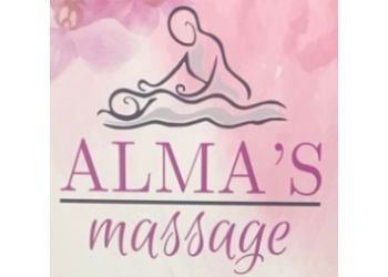 Brownsville massage therapy Alma's Massage