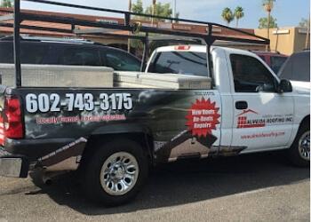 Peoria roofing contractor Almeida Roofing, Inc.