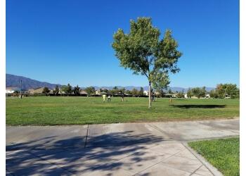 Fontana public park Almeria Park