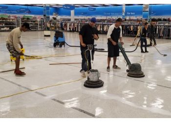 Honolulu commercial cleaning service Aloha Bubble Shack Cleaning