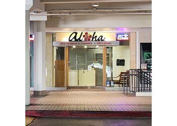 Honolulu dry cleaner Aloha Dry Cleaners