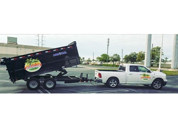 Clearwater landscaping company Aloha Landscaping & Services, LLC