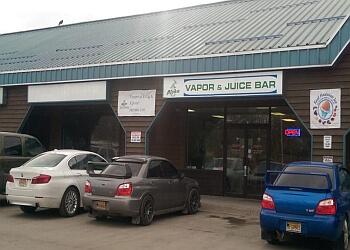 Anchorage juice bar Aloha Vapor & Juice Bar