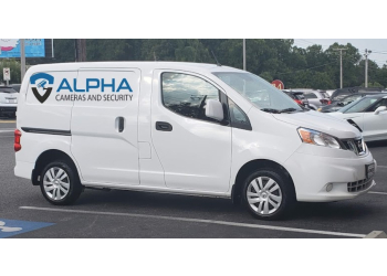 Baltimore security system Alpha Cameras & Security