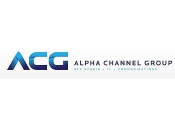 Thornton web designer Alpha Channel Group