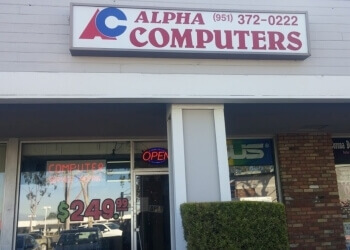 Corona computer repair Alpha Computers, Inc.