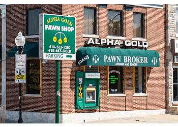 Baltimore pawn shop Alpha Gold Exchange Inc.