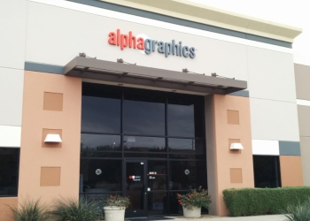 Chandler printing service AlphaGraphics