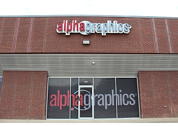 Irving printing service AlphaGraphics