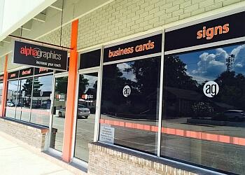 Orlando printing service AlphaGraphics