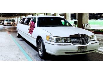 Honolulu limo service Alpha Limousine Service, INC.