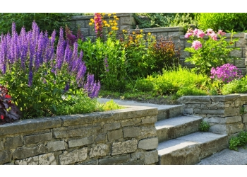 Midland landscaping company Alpha Omega Landscaping