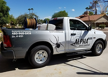 Tempe pest control company Alpha Pest Control