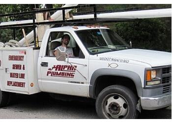 Baltimore plumber Alpha Plumbing
