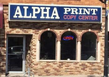 Minneapolis printing service Alpha Print