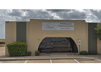 Fort Worth commercial cleaning service Alpine Building Maintenance & Supply