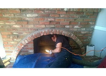 Denver chimney sweep Alpine Chimney Sweep, LLC