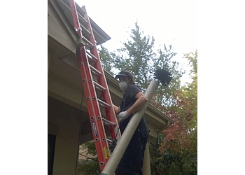 Omaha chimney sweep Alpine Chimney Sweep LLC