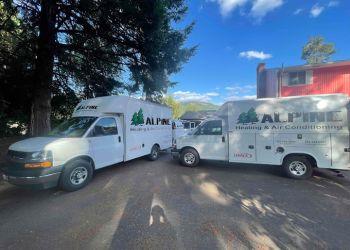 Eugene hvac service Alpine Heating & Air Conditioning
